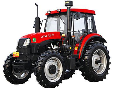 东方红LX754(LX754中耕型)轮式拖拉机
