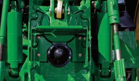 约翰迪尔6B-1204A拖拉机