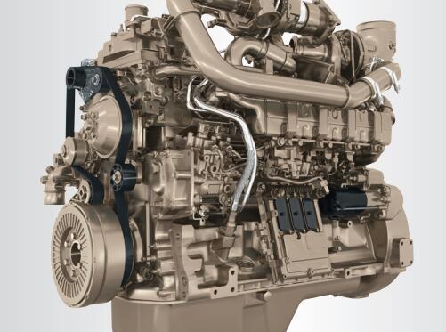 约翰迪尔7M-2204拖拉机发动机