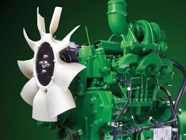约翰迪尔W80(原1048)联合收割机发动机