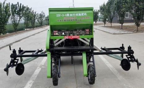 鑫农2SF系列果树行间划沟施肥机