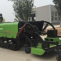 鑫農盛果550全履帶拖拉機