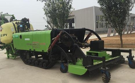 鑫农盛果550全履带拖拉机