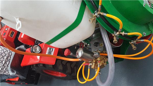 保东3WP-300背负式风送喷雾机