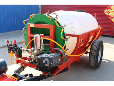 保东3WP-1000牵引式喷杆喷雾机