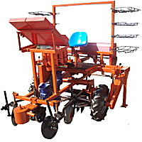 博萊澤2ZB-1秧苗移栽機