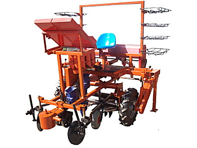 博莱泽2ZB-1秧苗移栽机
