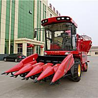 天人4YZB-4A(TR9988-4570)玉米收割机