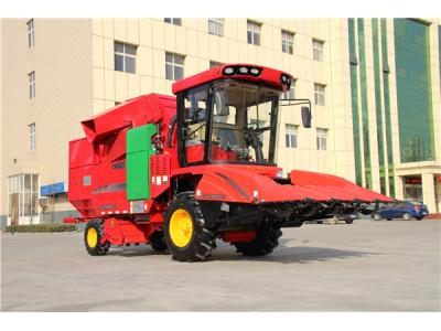 天人4YZ-4A(TR9988-4570)型自走式玉米联合收获机