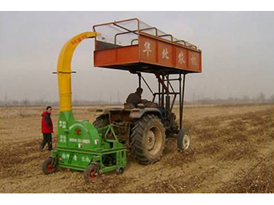 旄牛4MG-120高杆作物割晒机