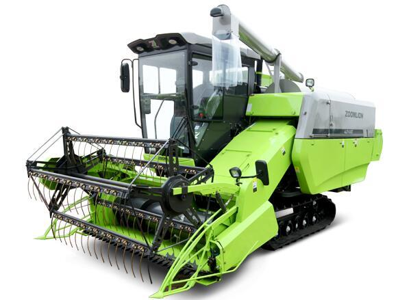 谷王PL50水稻收割机