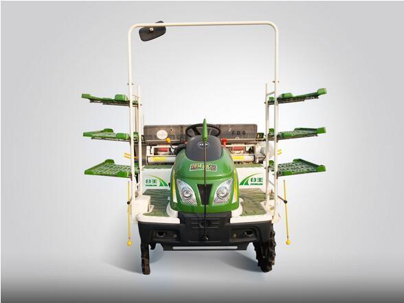 中联谷王SG60乘坐式水稻插秧机