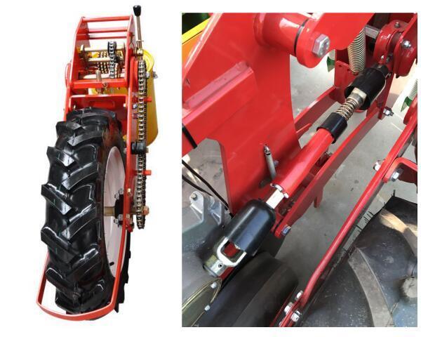 大华宝来2BMYFQ-12D气吸式精量播种机专用轮胎