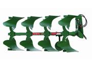 辽宁现代1LF-535全覆盖液压翻转犁