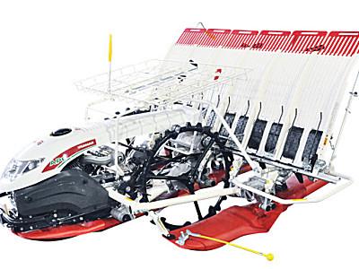 洋馬AP6(2ZQS-6)手扶式插秧機