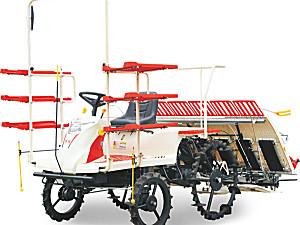 洋马VP6E(2ZGZ-6)高速乘坐式插秧机