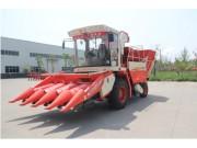4YZP-4H自走式玉米收获机
