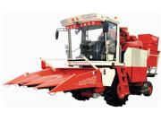 4YL-4自走式玉米籽粒收获机