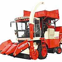 国丰4YZQP-3型玉米收获机