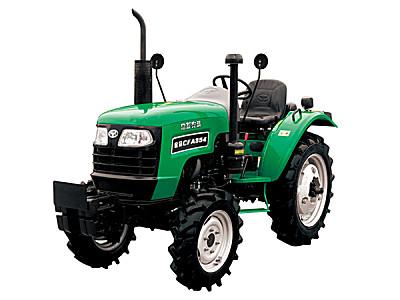 常發CFA250輪式拖拉機