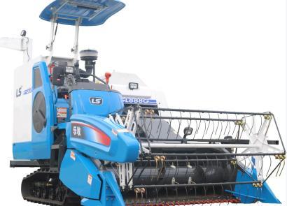 青岛乐收4LZ-3.5(GL888)收割机
