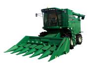 常发CF808M自走式玉米收获机