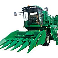常發CF905A自走式玉米收割機
