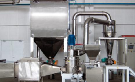 佐竹SXCM-300分级式磨粉机