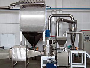 佐竹SXCM-2000分级式磨粉机