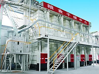 东方红5H15A-5循环式谷物干燥机组