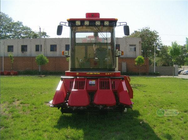 中联收获4YZ-3B全喂入玉米收获机