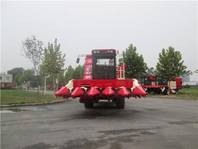 中聯收獲4YZ-5自走式玉米收獲機