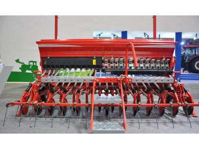 格蘭M-drill Pro機械式條播機