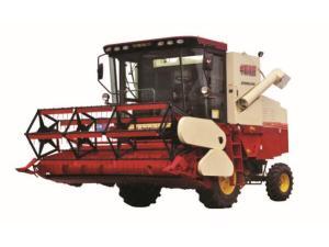 中联收获新疆4LZ-8大豆收获机
