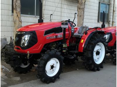 昊田604輪式拖拉機