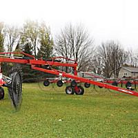 麦赛福格森MF SV410搂草机