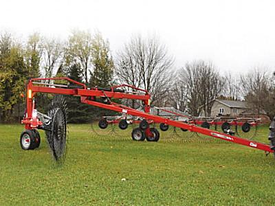 麦赛福格森MF SV410型搂草机