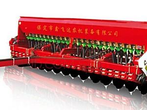 鑫飞达2BMF-24小麦施肥播种机