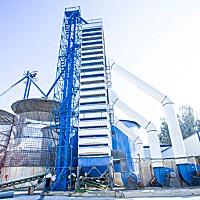 立豐WRD-360燃稻殼熱風爐
