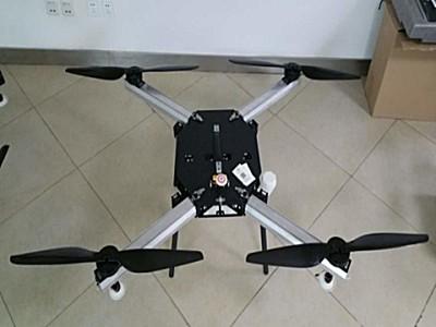 风云航空X-4飞行蜘蛛植保机