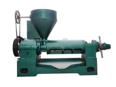 金泉YZYX125螺旋榨油机