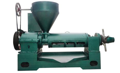 金泉YZYX125螺旋榨油機