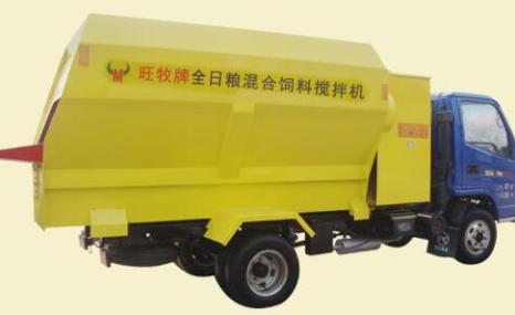 河北德司特9TMR国产饲料搅拌机