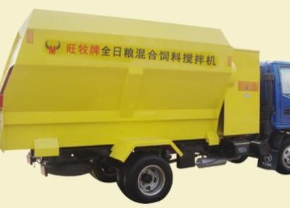 河北德司特9TMR國產飼料攪拌機
