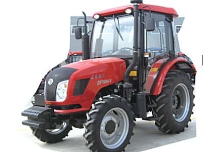 东风850-2拖拉机