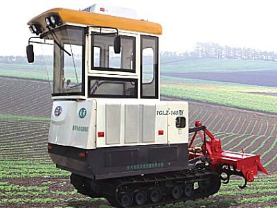 东华1GLZ-140自走式旋耕机