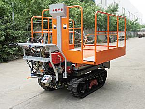 瓦力3GP-120履带果园升降作业平台