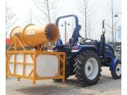 沃林科睿滋3WG-T50B懸掛式風送遠程噴霧機