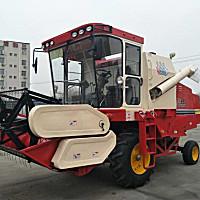 新三王4LZ-7自走式谷物聯合收割機