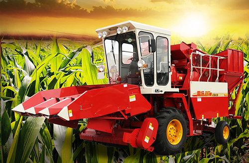 雷沃谷神CB03(4YZ-3J)玉米收割機